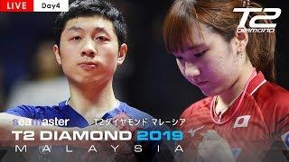 【Day4】T2ダイヤモンド マレーシア