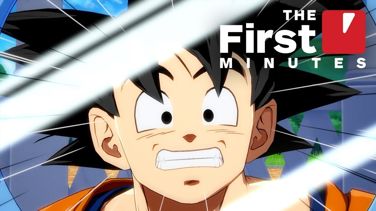 The First 18 Minutes of Dragon Ball FighterZ