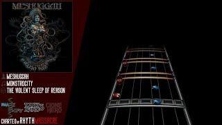 Meshuggah - MonstroCity (Drum Chart)