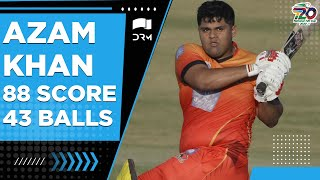 Azam Khan | Blistering Knock Against NOR | Sarfaraz | Match 25 | National T20 Cup 2020 | PCB | NT2E