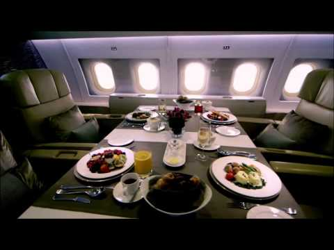 Emirates Executive Clip
