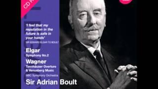 Sir Adrian Boult - Elgar Symphony No.2