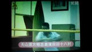 方照志表演回回十八肘Huihui Shiba Zhou-Hui Eigthteen Ellbow Style