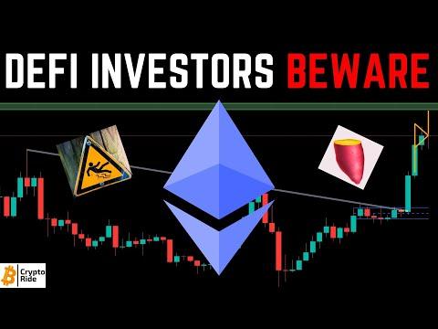 Ethereum TA Update + URGENT Message to DeFi Investors.