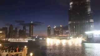 Dubai Fountain - Bassbor Al Fargak by Hussain Al Jasmi