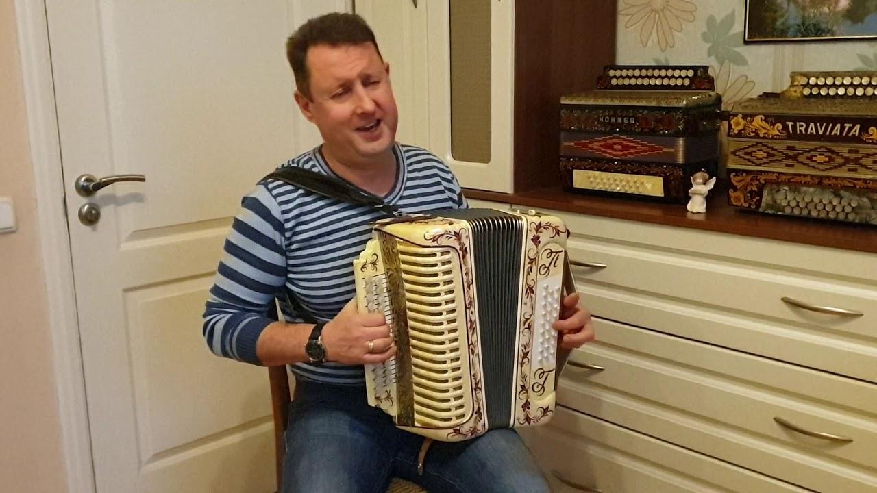 Паша гармонист - Журавли