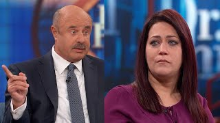 Dr. Phil To Guest: 'You're Either Lying Then, Or You're Lying Now'