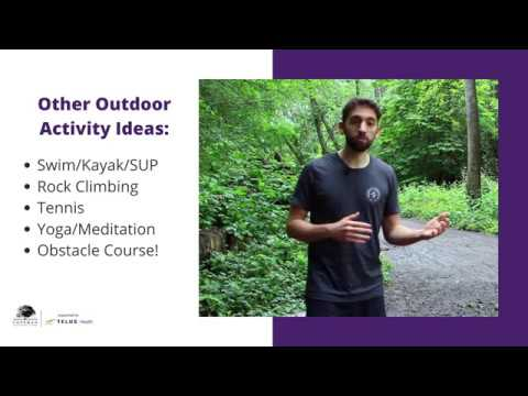 Outdoor Exercise Tips