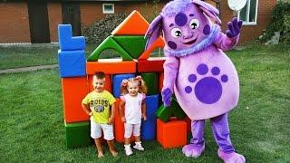 ЛУНТИК Подарок для Лунтика Kids Videos Новые Серии 2016 года про Лунтика Игры для Детей Кубики