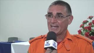 Capitão Abelardo esclarece as etapas para a emissão do certificado de segurança do Corpo de Bombeiro