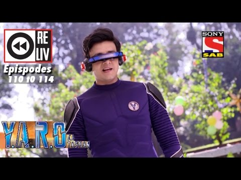 Weekly Reliv | Y.A.R.O Ka Tashan |  26th Dec to 30th Dec 2016 | Episode 110 to 114