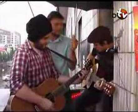 THE FLATLINERS - EULOGY (BalconyTV)