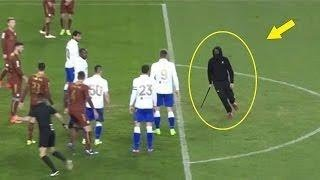 Football Fights & Angry Moments 2019 #3 (Diego Costa, C.Ronaldo, Ramos, Lionel Messi, Mbappe,....)