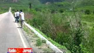 Vídeo da ladeira da Gameleira Exu-PE