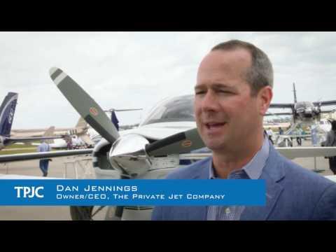 Dan Jennings - CEO of Private Aircraft Broker Company