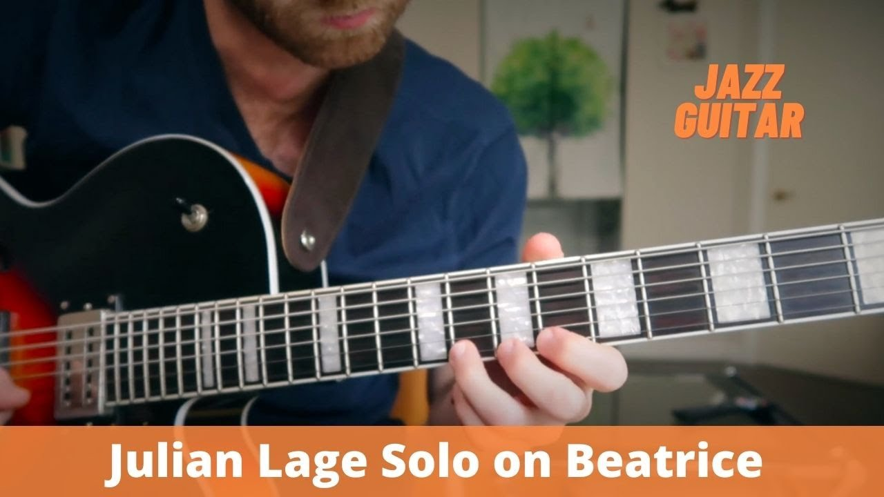 Julian Lage // Beatrice // Guitar Solo