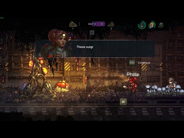 Until We Die PC gameplay - Surviving for a week in the subway