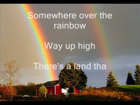 OLE SOMEWHERE RAINBOW KAMAKAWIWO GRATIS BAIXAR THE ISRAEL OVER MUSICA
