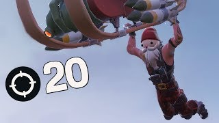 SSNSANTA is Coming to Tilted Towers