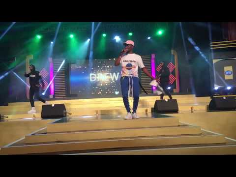 Mr Drew AMAZING PERFORMANCE AT MTN HITMAKER 7 Finale 2018