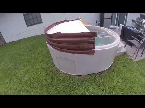 Life Smart LS-200-DX Review Hot Tub Spa