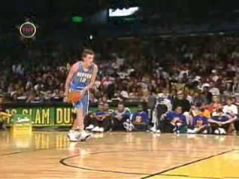 NBA All Star Slam Dunk Contest   2004