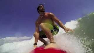 Alive: Surfing in Cocoa Beach