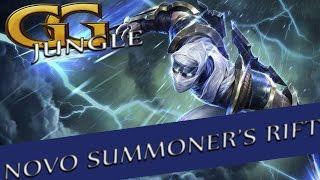 LoL - Jogue no novo Summoner's Rift! (Mod)