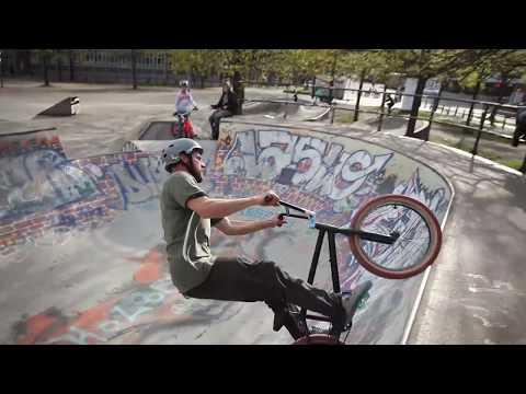 BMX RAW Webisode: Riding Bikes in Bremen, Germany!