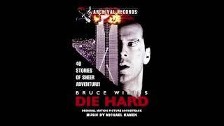 Die Hard Soundtrack Track 35 The Fire Hose Michael Kamen