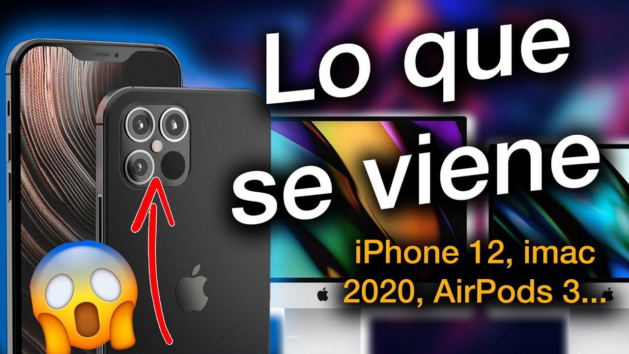 Beta 2 de iOS 14, 4 iPhone 12 ¿Sin cargador?, y otras noticias