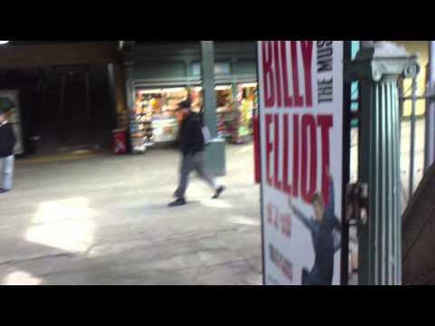 Hoboken Train Station,  New  Jersey
