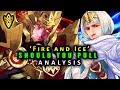 Fire Emblem Heroes - 'Fire and Ice' Unit Comparison Analysis - Should YOU Pull?!