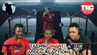 "Taemin ""Want"" Music Video Reaction"
