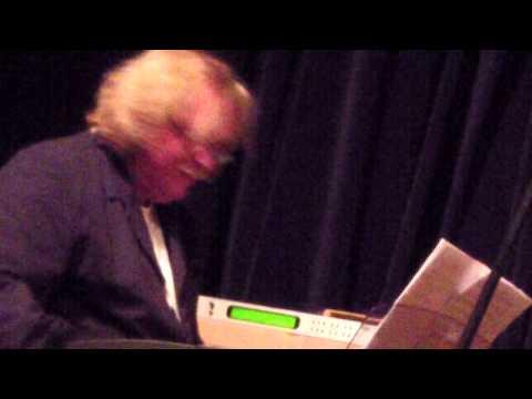 Jasper van´t Hof  Pili-Pili  - live - 2013