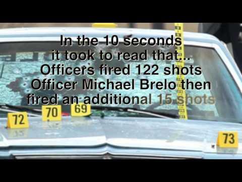 November 29, 2012 Cleveland police shooting timeline