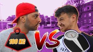 Wer nimmt an 1 TAG schneller zu ??? | Moozy vs Bugra |  FaxxenTV