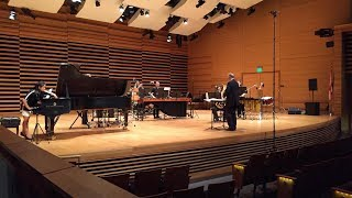 Loam - Concerto for Tuba and Percussion Ensemble (2016)