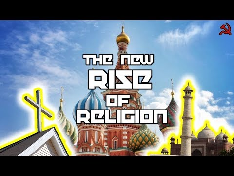 Religion Making a Comeback in Post-Soviet Russia? Religion in Russia and Central Asia