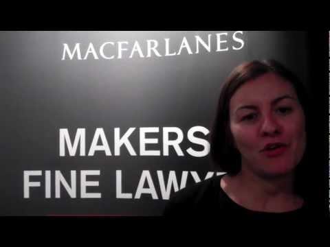 QM Careers Law Fair 2012 (Macfarlanes)