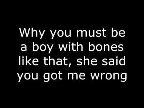 The Fratellis - Chelsea Dagger Lyrics [HD]