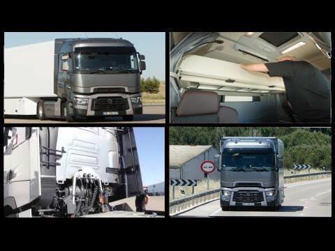 Prueba Renault Trucks T 480 Highcab