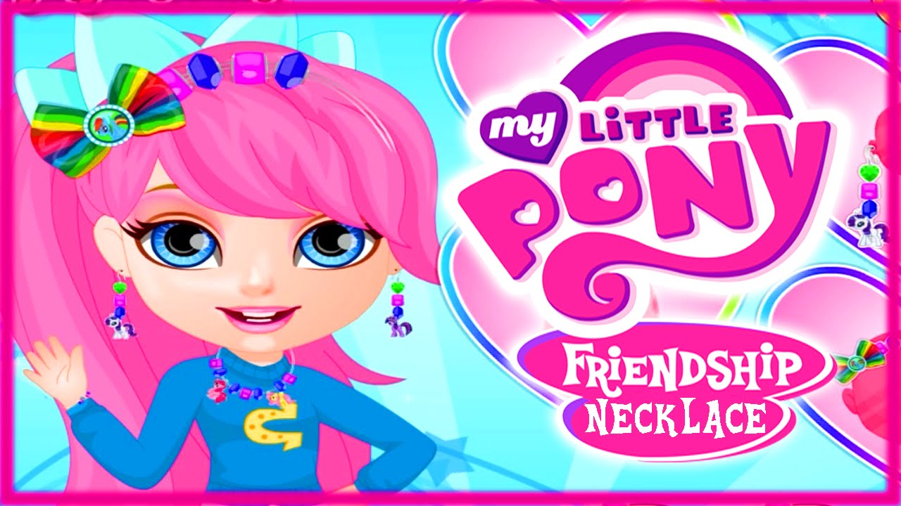 My Little Pony Friendship Necklace Baby Equestria Girls ...