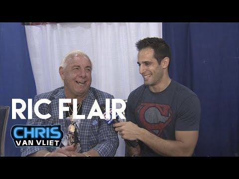 Ric Flair - Why Cena will never break his record, the art of the WOO, Charlotte, more