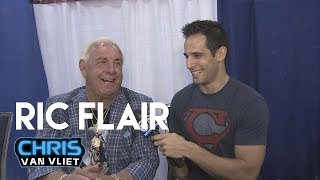 Baixar Ric Flair - Why Cena will never break his record, the art of the WOO, Charlotte, more