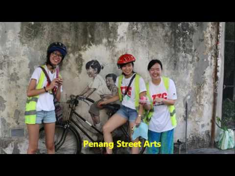 TTG Asia - Penang Treasure Hunt Teambuilding 4thJuly2016