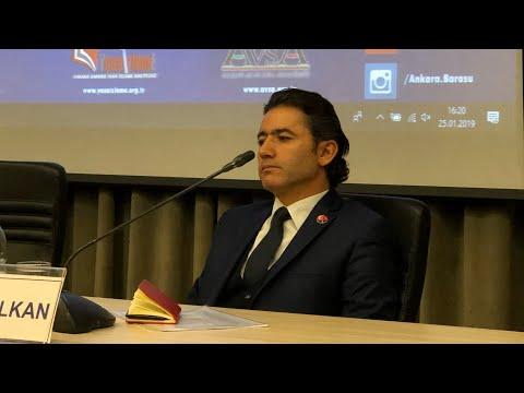OHAL'de Hak İhlalleri Paneli - 2. Bölüm / Mehmet Alkan