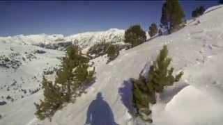 СП. Эль-Тартер внетрассовый (фрирайд)/Андорра(Внетрассовые горные лыжи в Эль-Тартере, Андорра, зона катания Грандвалира., 2015-11-14T17:44:13.000Z)