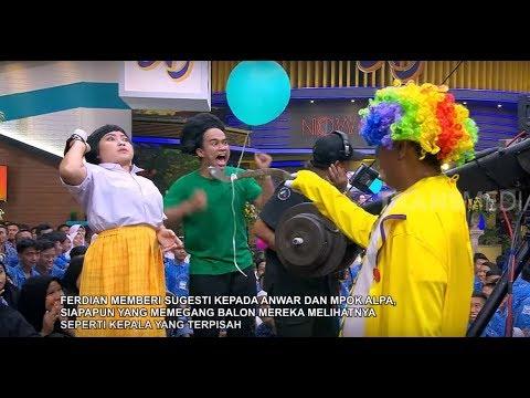 Mpok Alpa Dan Anwar TAKUT Lihat Kepala Terpisah   OPERA VAN JAVA (20/09/19) Part 2