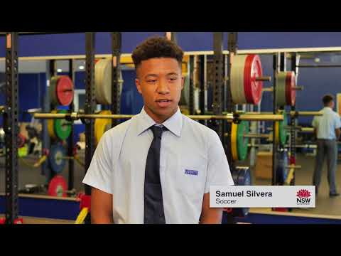 Westfields Sports High School – Making nutrition part of the game